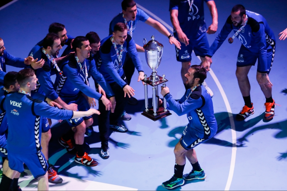 PPD Zagreb are the Croatian champions for the 27th time!