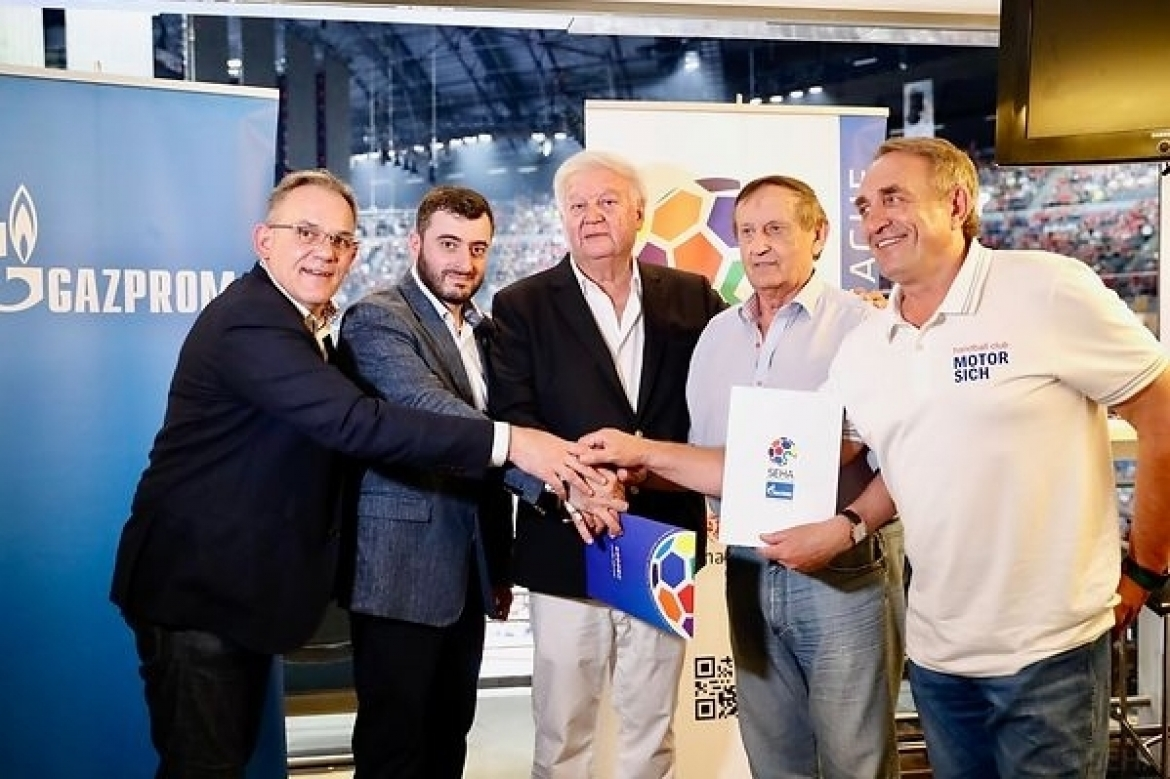 Motor Zaporozhye to join SEHA – Gazprom League in the upcoming season