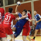 Zagreb's +10 to end the first part of the season against Borac
