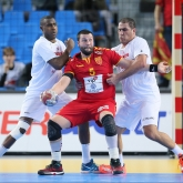 WCh France 2017, Day 2: Macedonia edge Tunisia, Slovenia crush Angola as SEHA players combine for 29
