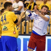 Meshkov's late effort enough to conquer Zlatorog