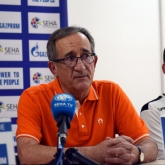 "Cervar: ""We were dictating the tempo from the very beginning"""