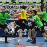 Clash of vice-champions from Croatia and Slovenia ends with a draw