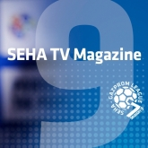 The 9th SEHA TV Magazine is out, watch it!