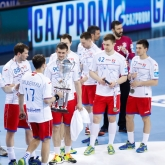 Meshkov Brest become the Belarusian champions for the tenth time!