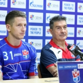 "Razgor: ""I'm even happier because of the win, because this was my first match as the captain"""