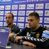 Milosavljev: 'We're growing from match to match'