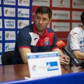 Mochalov: 'We'll be weakened in Bucharest but our goal remains the same'