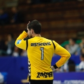 PPD Zagreb stun Vardar as Kastelic and Ristanovic combine for 12 saves