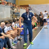 "Vujovic: ""It's always a challenge to play against a stronger team"""