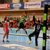 NEXE overtake regular season top spot with a win against Vojvodina