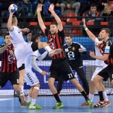 Vardar join Nexe and PPD Zagreb on the top with a win against Izvidjac