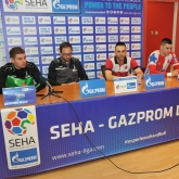 "Rojevic: ""Important win for us and a historic sixth place in the end"""
