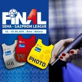 Apply for media accreditation for Final 4!