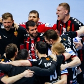 Vardar win tough fight against Brest to face Zagreb in the final