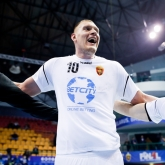 Dainis Kristopans: TOP scorer and MVP of the 8th SEHA Final 4