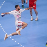 Telekom Veszprem beat Spartak in the first ever match in Moscow