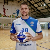 "7m - Lovro Jotic: ""It feels like home in Eurofarm"""