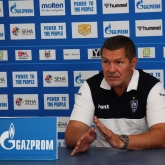 "Vukovic: ""I would like to congratulate to my players because they played with a huge motive"""