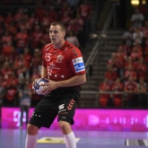 EHFCL Round 5 preview: clash of the last season's finalists Telekom Veszprem and Vardar