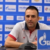 "Rojevic: ""We've got to prove on the court why we are favorites against BSU!"""