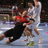 Veszprem dominant against Metaloplastika