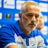 Stevche Alushovski is no longer Eurofarm Rabotnik's coach