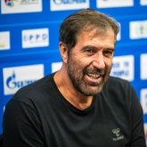 "Vujovic: ""Meshkov is a priority but we'll look to win against Veszprem as well!"""