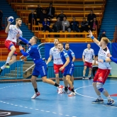 Gadza scores eight, adds nine assists as Zagreb book a QF spot against Meshkov