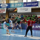 Nexe secure a three-goal advantage before the second leg in Bitola