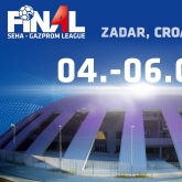 SEHA Final 4 from 4th until 6th of September in Zadar!